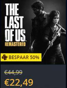 The Last of Us Remastered - PS4 @ Playstation Store