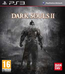 Dark Souls II (PS3) game voor € 18,75 @ Zavvi