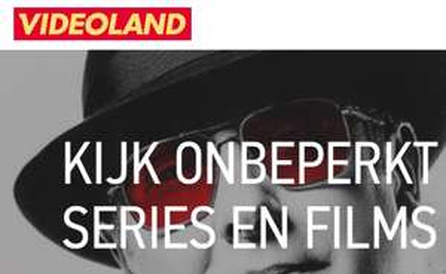 Videoland 6 maanden 30 euro