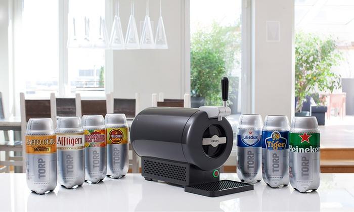 Heineken Sub + Torps (Vaderdag) voor €90 @ Groupon