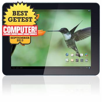 Yarvik Xenta TAB08-200 tablet voor €44 @ Dixons