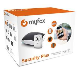 Myfox Home Control 2 centrale Security Plus-pakket voor €569 @ Informatique