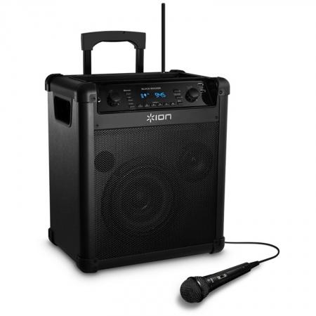 ION Block Rocker iPA76C draagbaar geluidssysteem voor €149 @ Bax-Shop