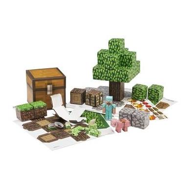 Minecraft Overworld Deluxe 90-delig €9,99 @ Kruidvat (elders vanaf €29,99)