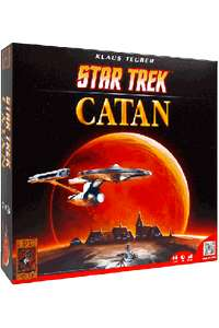 Star Trek Catan (bordspel) voor €24,99 elders €44,50+