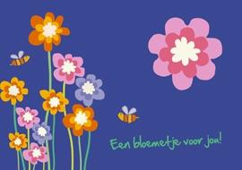 GRATIS ansichtkaart met bloemenzaad