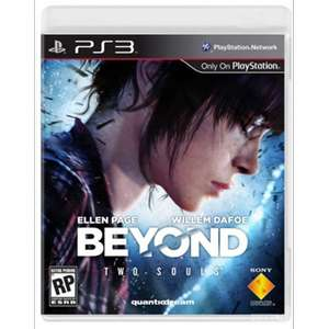 Beyond: Two Souls (PS3) voor €10 @ Dixons