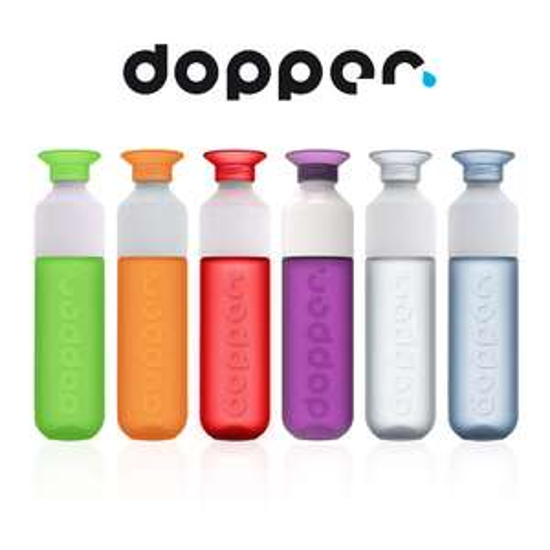 2 Dopper flessen €12,50 of 4 flessen €20 & gratis verzending @fonQ.nl