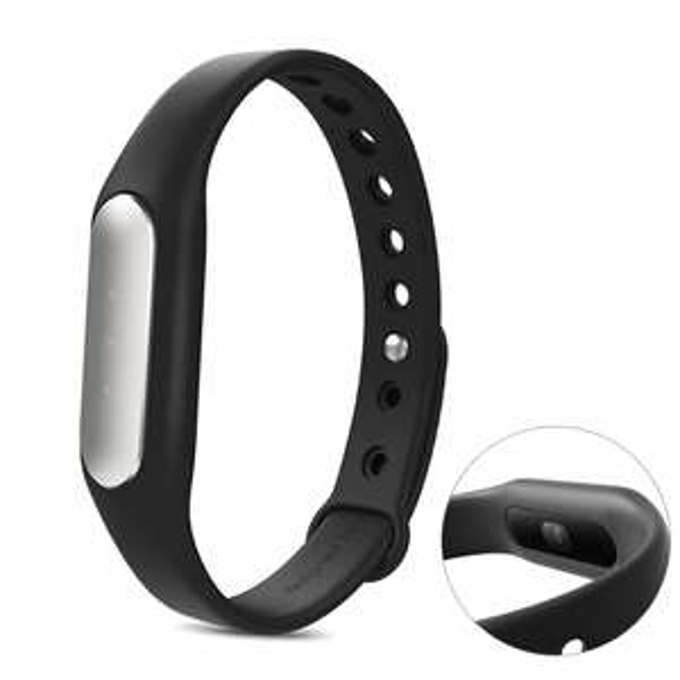 Xiaomi Miband 1S Heart Rate Monitor voor €13,41 @ Banggood