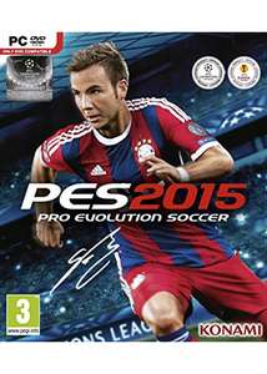 Pro Evolution Soccer (PES) 2015 (PC) voor €26,06 @ Base.com