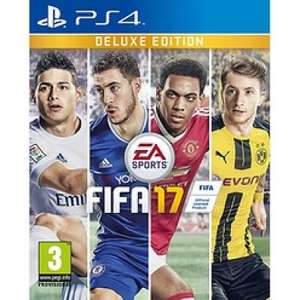 FIFA 17 Deluxe Edition (PS4/One) voor €67,94 @ Game-outlet