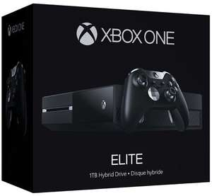 Xbox One Elite Console (1TB) + extra controller voor €349 @ Coolblue