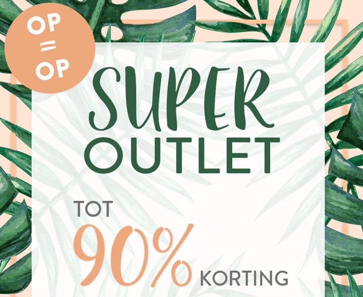 OUTLET sale met tot 90% korting op wonen (+ fashion) @ Westwing
