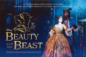 ACTIE VERLENGD: Musical Beauty & the Beast elke 2e kaart gratis