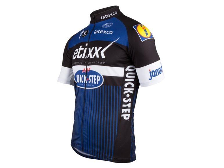 [UPDATE]  Vermarc Etixx-Quickstep wielrenshirt voor €24,99 (+ broek en handschoenen) @ Lidl (webshop)