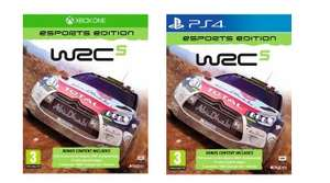 WRC 5 Esports Edition (PS4/Xbox One) voor €18,62 @ SimplyGames