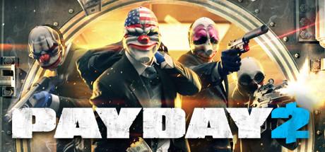 Payday 2 gratis te spelen op steam tot 4 juli