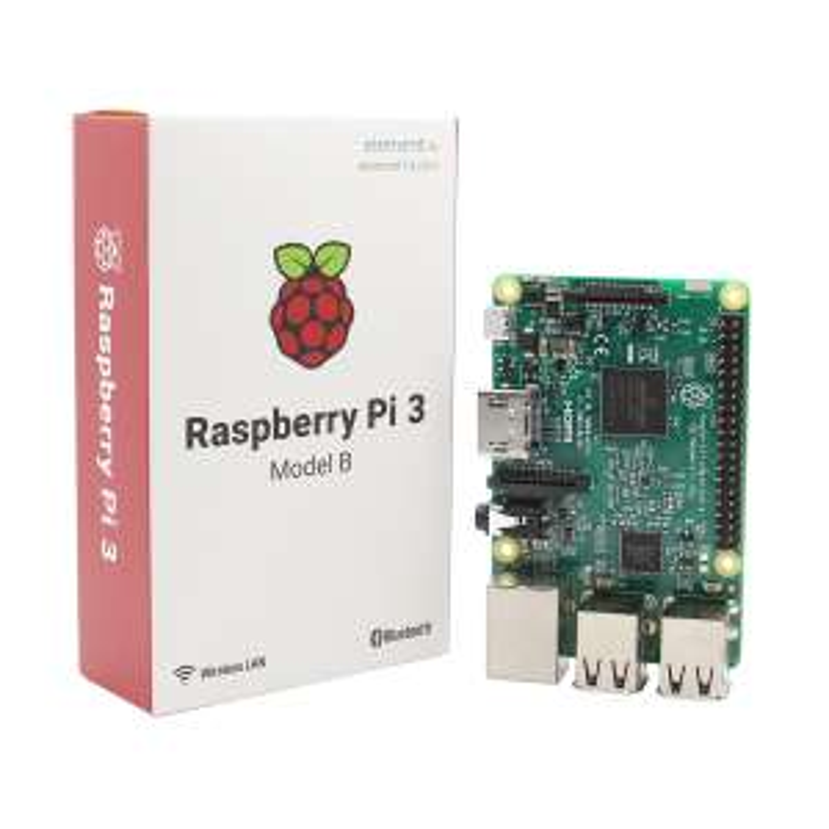 Raspberry Pi 3 voor €36 @ Banggood