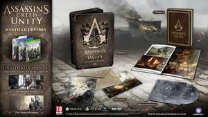 [UPDATE] Assassin's Creed: Unity Bastille Edition PS4 & Xbox One voor €66,99 @ All4games.nl