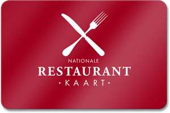 Gratis Nationale Restaurant Kaart t.w.v. €29,95 @ DiningCity