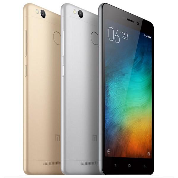 Xiaomi Redmi 3s 5 Inch Fingerprint 3GB RAM 32GB voor €147.10 @ Banggood