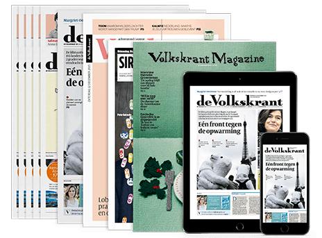 4 weken gratis de Volkskrant