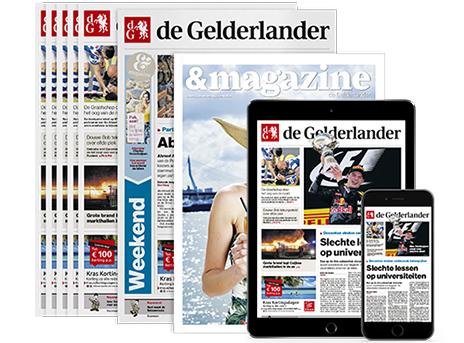 4 weken gratis de Gelderlander