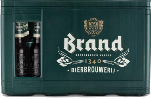 Krat Brand voor €7,95 @ Deen