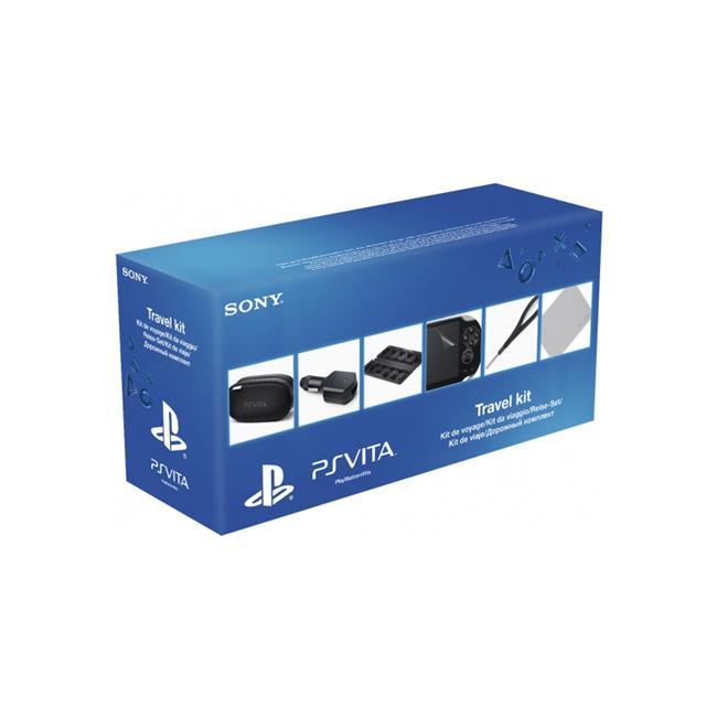 PS Vita Travel kit voor €5 @ Dixons