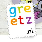 Alleen vandaag door code 50% korting op kaarten en gratis postzegel bij registratie @ Greetz.nl