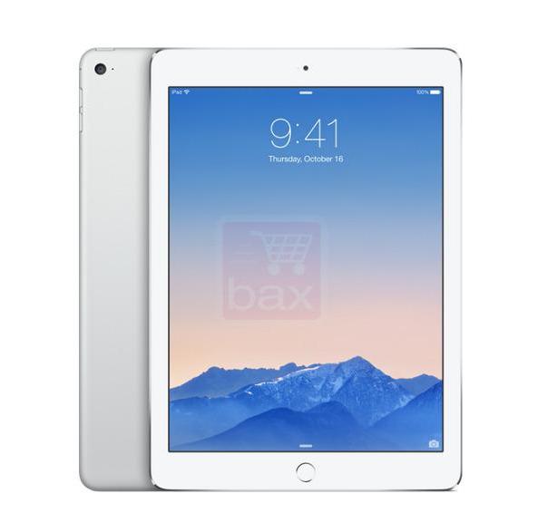 Apple iPad Air 2 Wi-Fi + 4G 128GB Zilver @ Bax-shop.nl