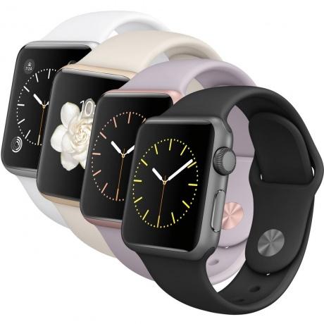 Apple watch sport 38mm MJ2X2FD/A refurbished (zonder gebruikssporen) voor 263,- incl verzending bij Rakuten.de (Paypal)