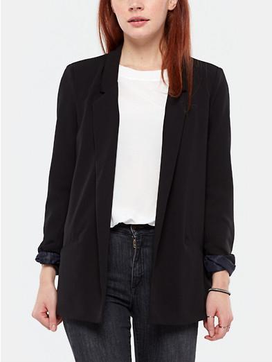 Zwarte blazer €9,95 @ The Sting