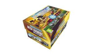 Mega Farming Collection 7 Pack (incl. Steam-codes) voor €4,98 @ Game Mania