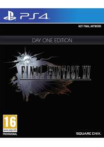 Final Fantasy XV voor €44,50 @ Simply Games