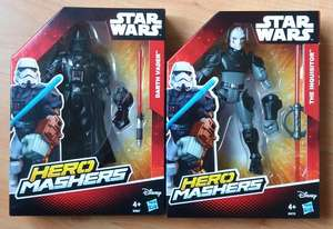 Star Wars / Marvel Hero Mashers € 6,95 p/stuk @ Action