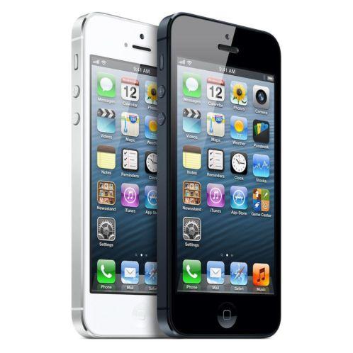Apple iPhone 5 (64GB) factory refurbished voor €413,90 @ Ebay
