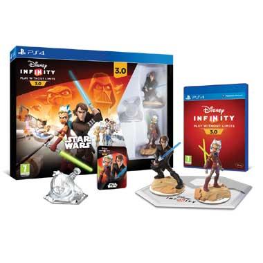 Disney Infinity 3.0 Star Wars Starter Pack (PS4/Xbox one) voor €28 @ Bart Smit