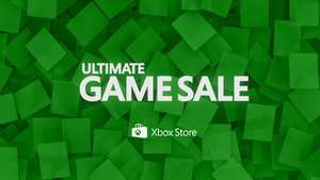 [REMINDER] Ultimate Game Sale (5 – 11 juli 2016) @ Xbox Store