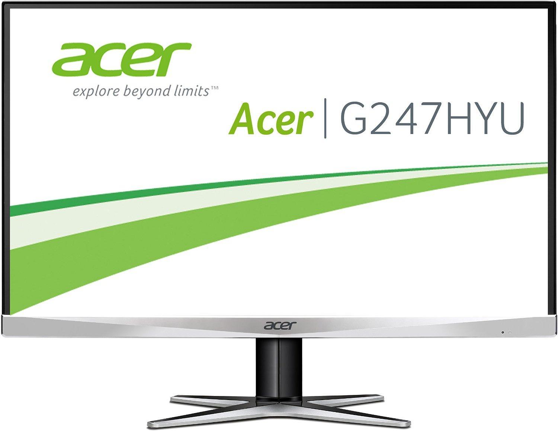 Acer G247HYUbmidp monitor voor €212,51 @ Amazon.de