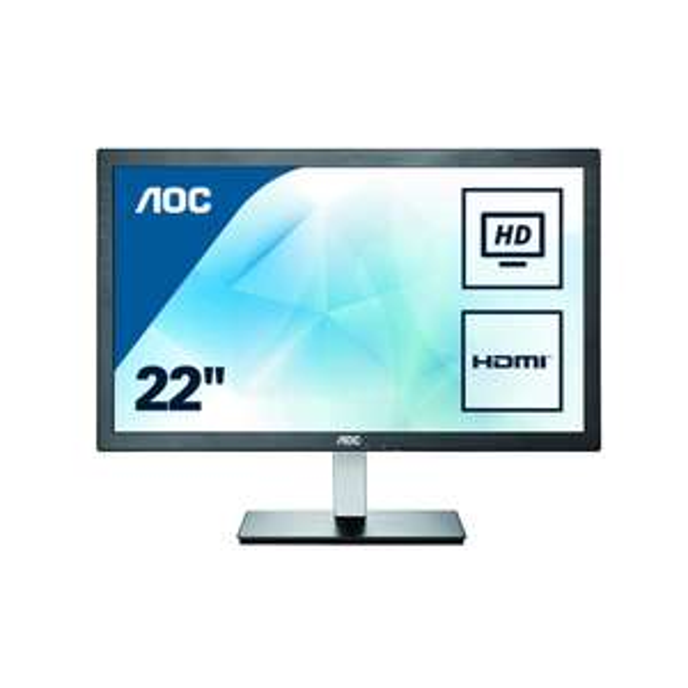 AOC E2276VWM6 monitor voor €100,66 @ Amazon.de