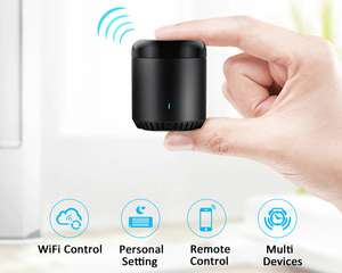 Broadlink universele afstandsbediening voor je apparaten