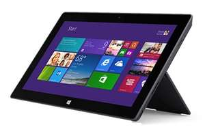 Microsoft Surface Pro 2 tablet (128GB) + type cover voor €649 @ Paradigit