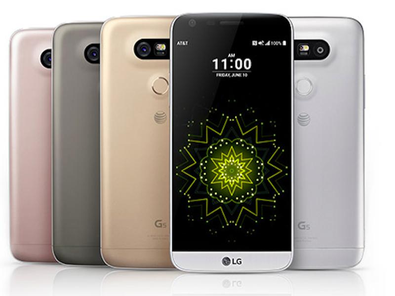 incl 2jr abbo vanaf: LG G5 €498 / Lumia 950 XL €448 / 5X €450 / €S6 €383