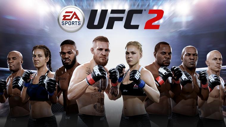 Volledige game van EA SPORTS UFC 2 tijdelijk gratis speelbaar @ Xbox Store/PSN