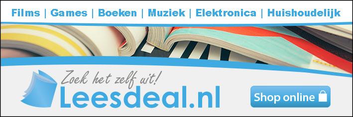 2 Bioscoopkaartjes voor €2,60 @ Leesdeal