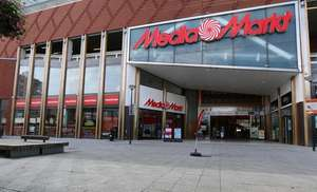 Media Markt (Amsterdam) waardebon van €20 voor €10 @ Groupon