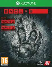 Evolve Day 1 Edition (Xbox One) voor €3,98 @ Game Mania