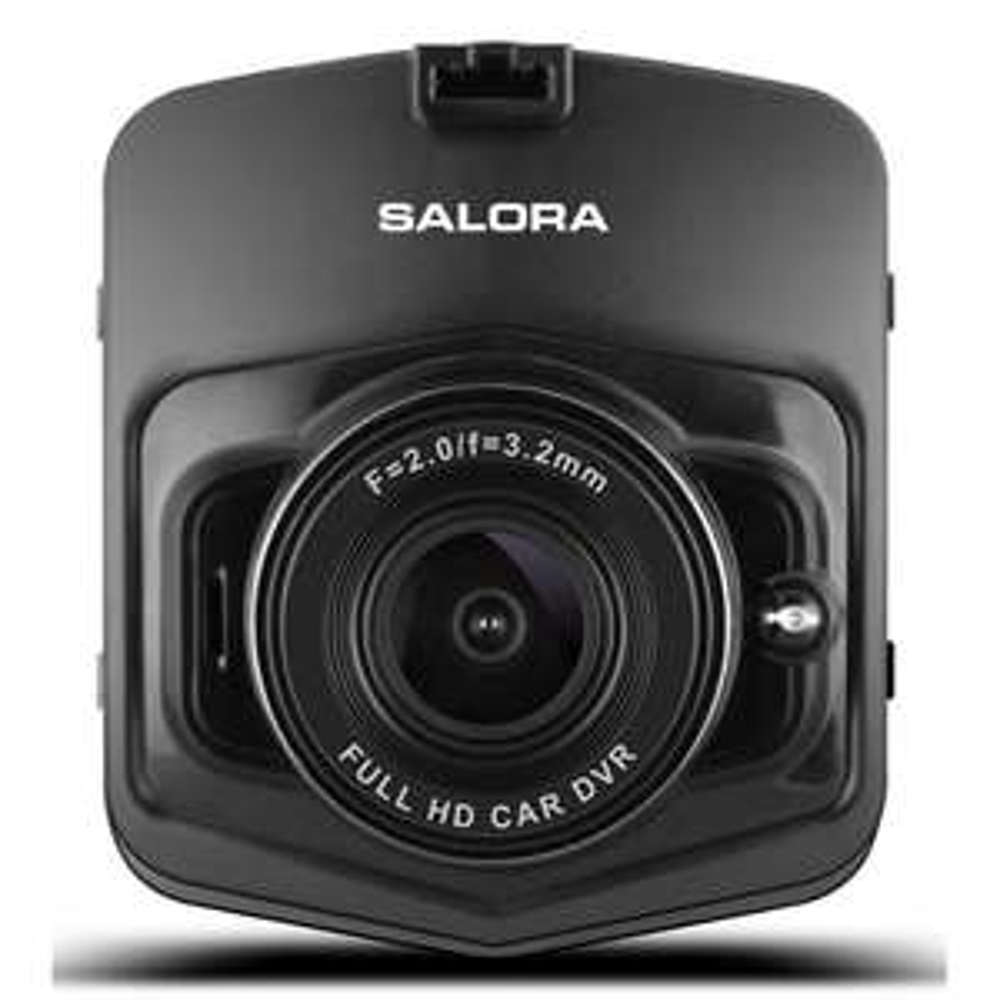 Salora Full HD DashCam (CDC1300FD) voor €29,99 @ BCC
