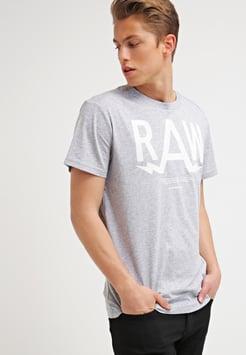 G-Star heren t-shirts voor €8,95 @ Zalando